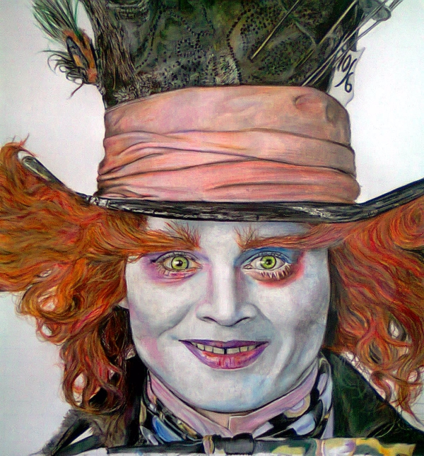Johnny Depp par ghosthorror